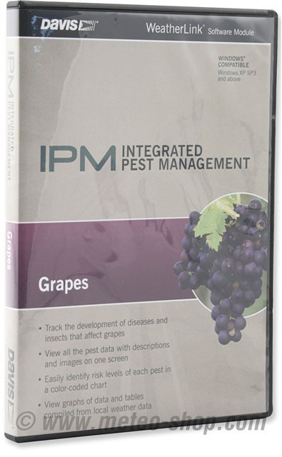Software IPM per Vigneti