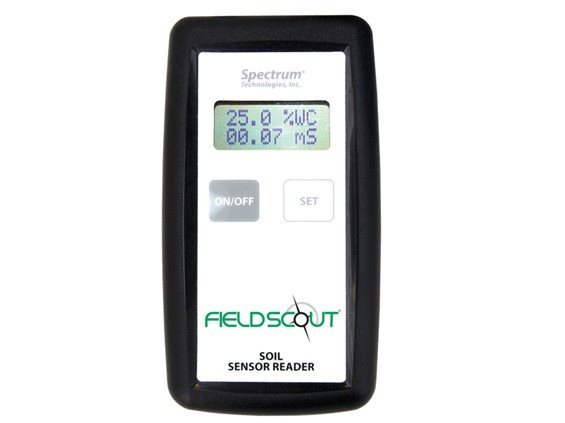 FieldScout - Display portatile per sensori suolo