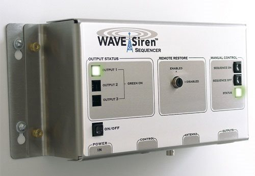 WXLINE Wave Sequencer, protezione automatica dispositivi dai fulmini