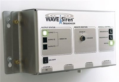 Wave Sequencer - Dispositivo per spegnimento automatico di strumentazione vulnerabile ai fulmini