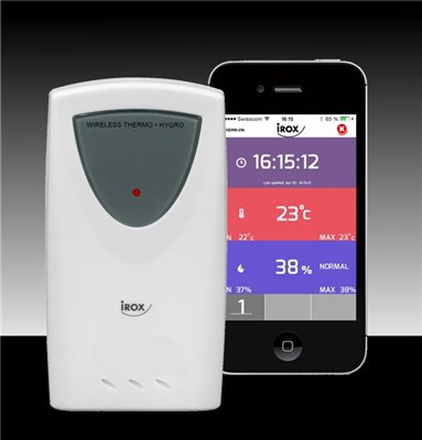 Irox Therm-on18 Bluetooth