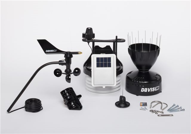 Davis ISS Vantage Pro2 GroWeather wireless